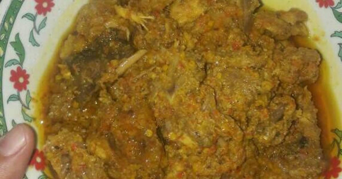 Resep Ayam Goreng Jingkrak