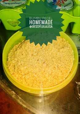 Bumbu pecel homemade #bikinramadhanberkesan(11)