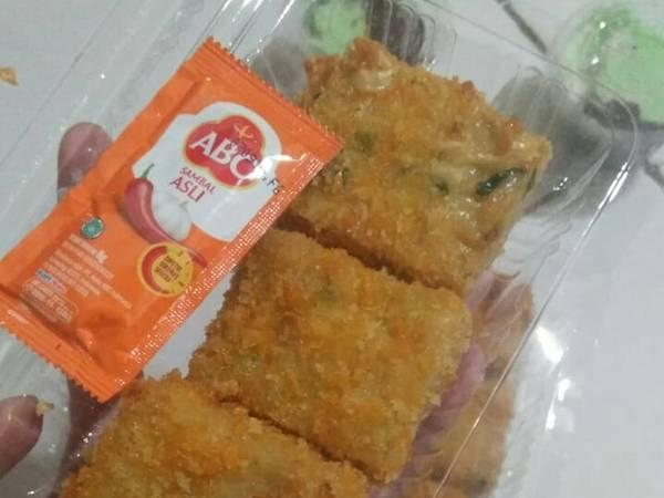 Nugget Indomie mudah dan enak