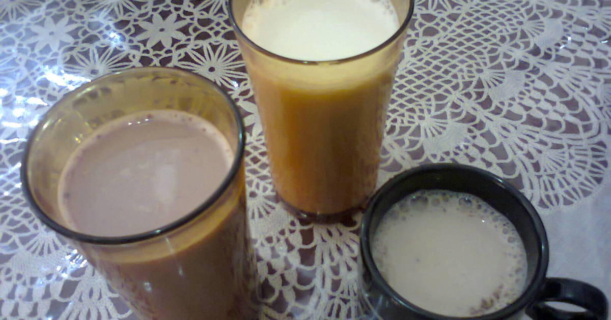 Resep Susu Kedelai - Kopi Susu Kedelai (coffee soy)