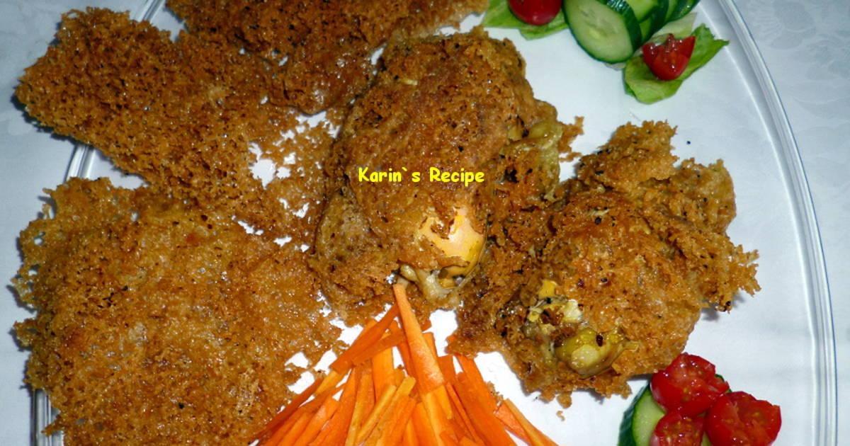 Resep Ayam Goreng Empuk Tidak Keras