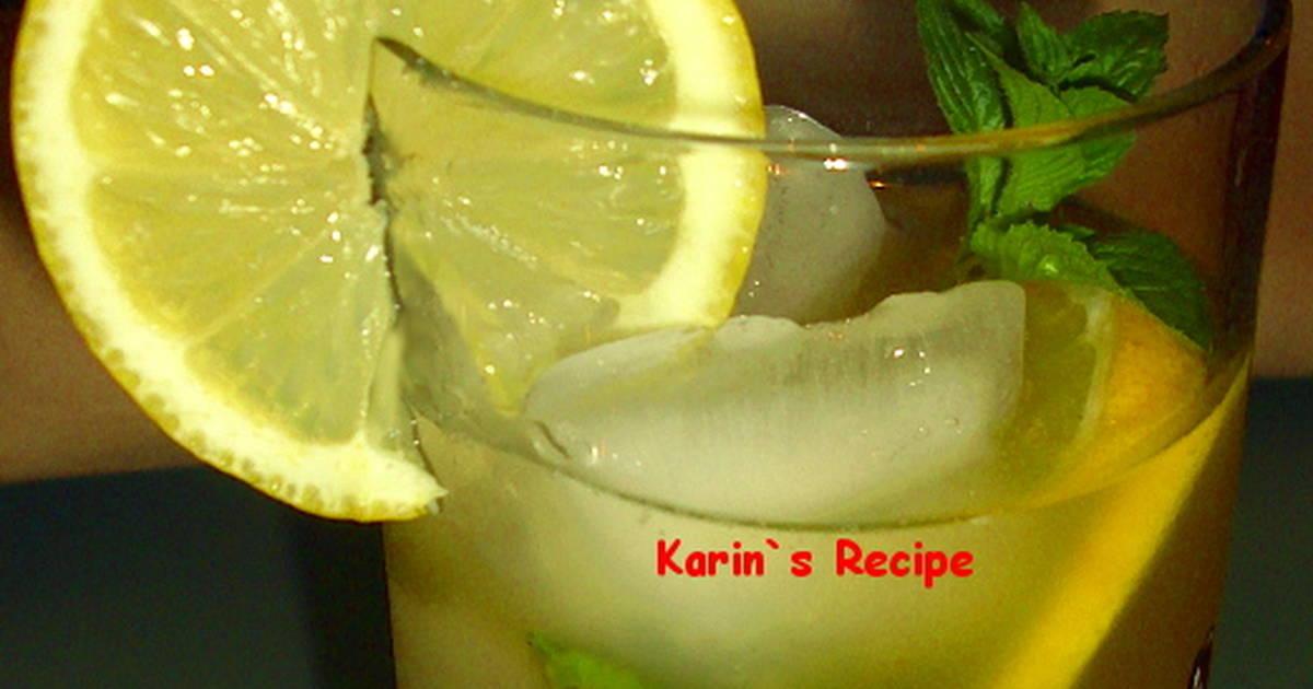 Resep Lemonade Teh Mint