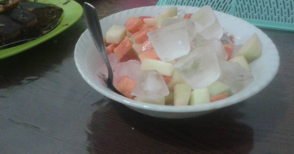Resep Sop Buah Simple
