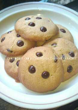 ChocoChip Cookies (no mixer)