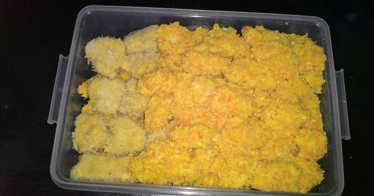 335 resep nugget sayur rumahan yang enak dan sederhana - Cookpad