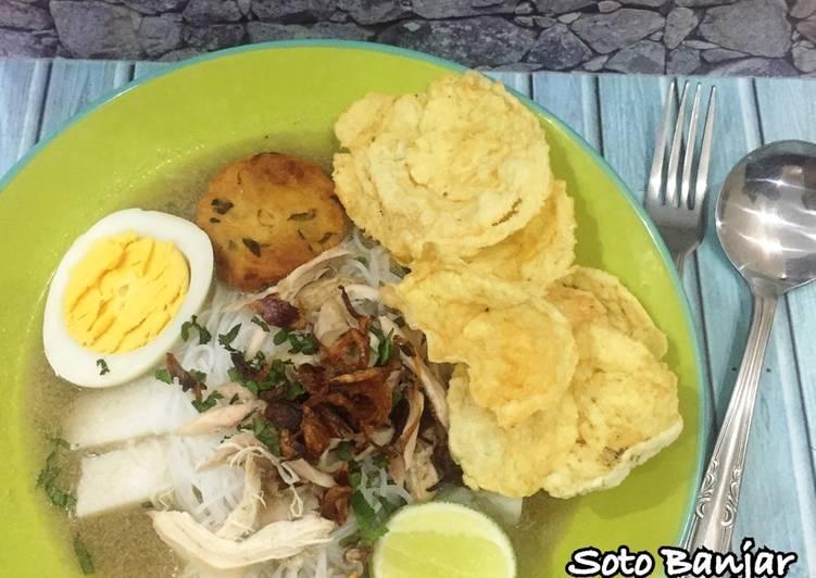 Resep (Slow Cooker) Soto Banjar Kiriman dari Aldila Pradityawati