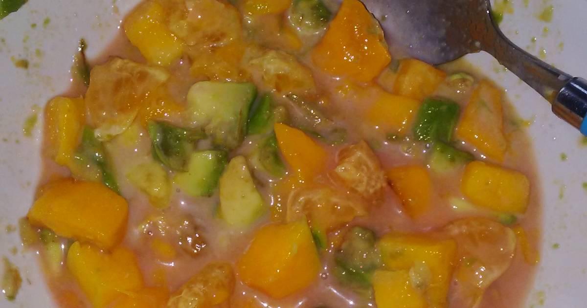Resep Sup Buah Sehat