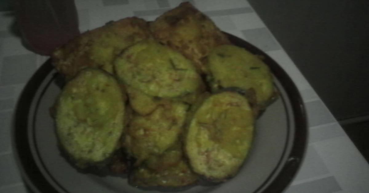 Resep Terong Goreng Crispy oleh Herlina Fitri Astuti - Cookpad