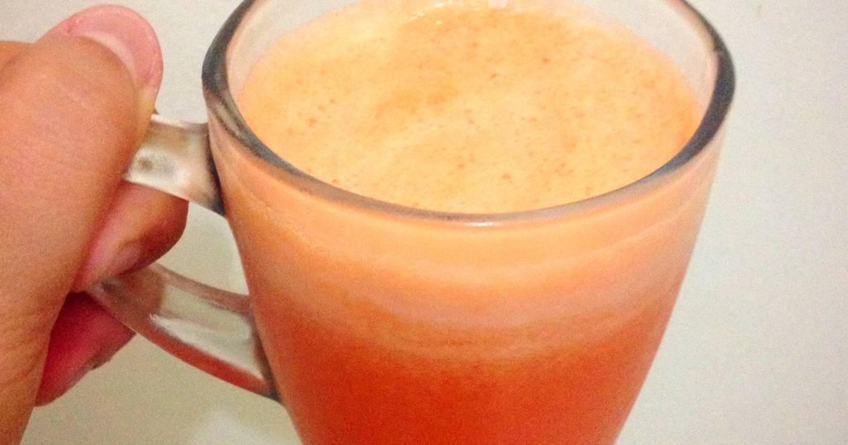 Resep Carrot Mix Juice