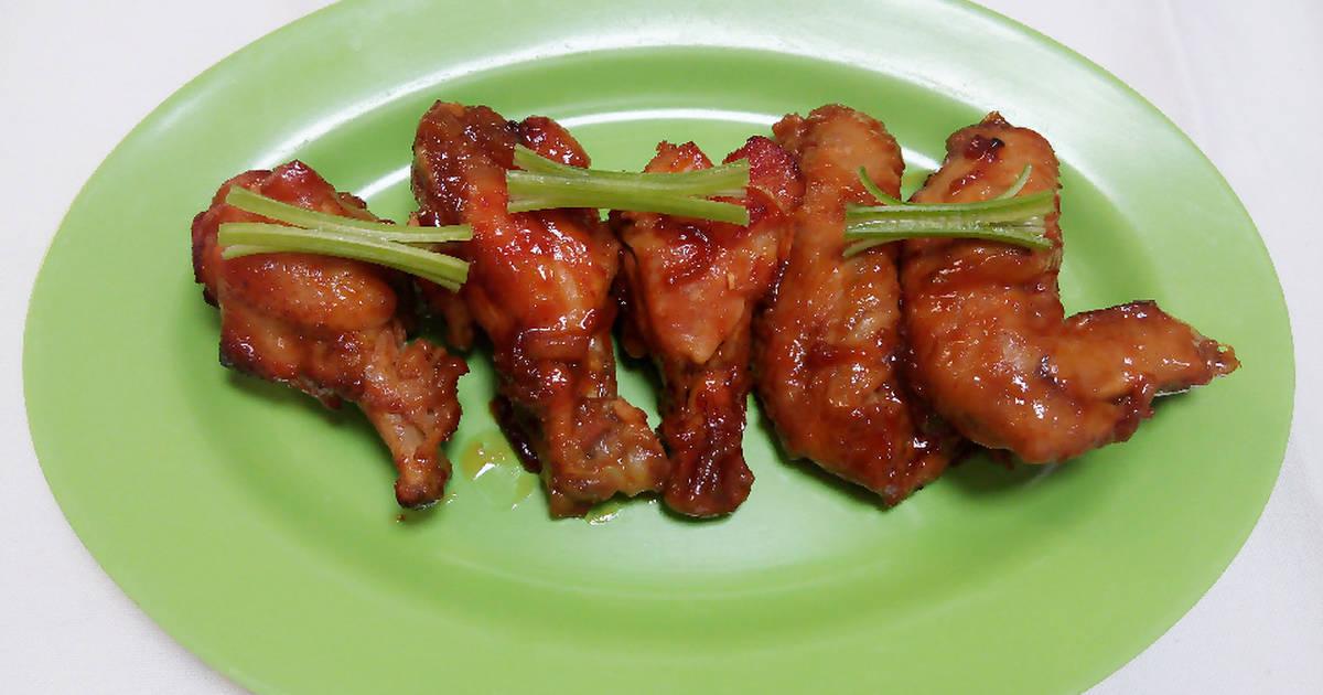 resep spicy chicken wings oleh asyanti   cookpad