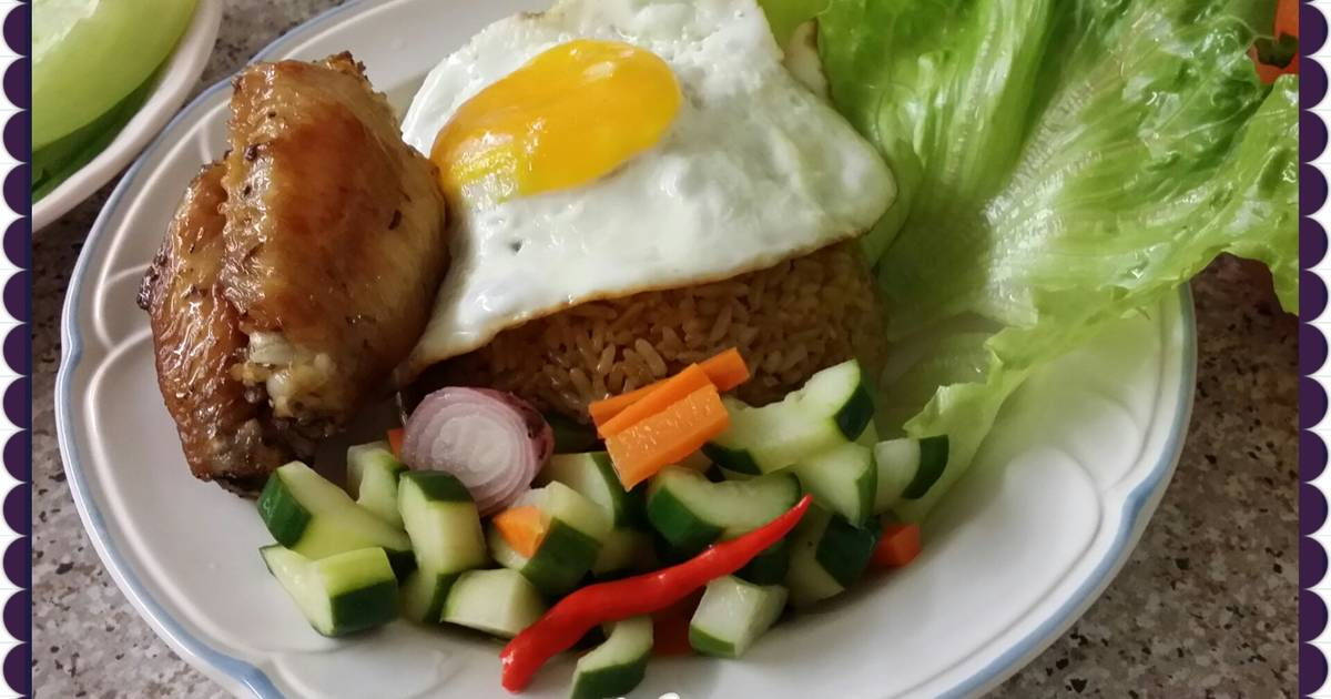 Resep Ayam Kecap Ala Mie Ayam