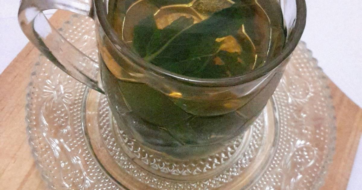 Resep Fresh Mint Tea