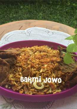 Bakmi Jowo