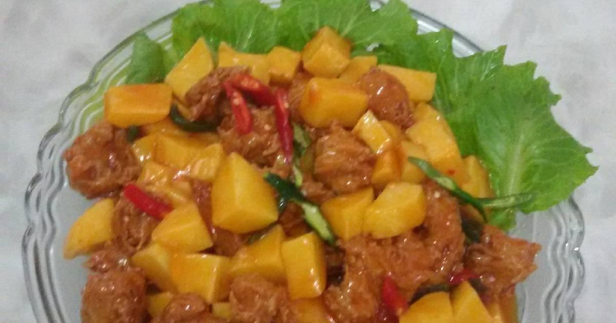Resep dan Cara Membuat Bakso Jamur Vegetarian
