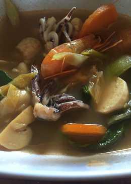 Tom Yam / Tom Yum Seafood