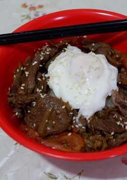 7. Rice bowl Gyu Udon #selasabisa #BikinRamadanBerkesan