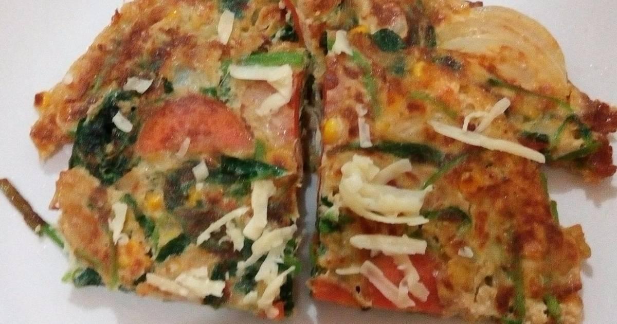 Resep Omelet Untuk Diet
