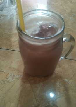 Pop ice rasa coklat