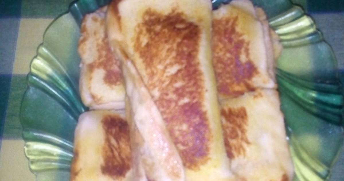 244 Resep Roti Bakar Coklat Meses Enak Dan Sederhana