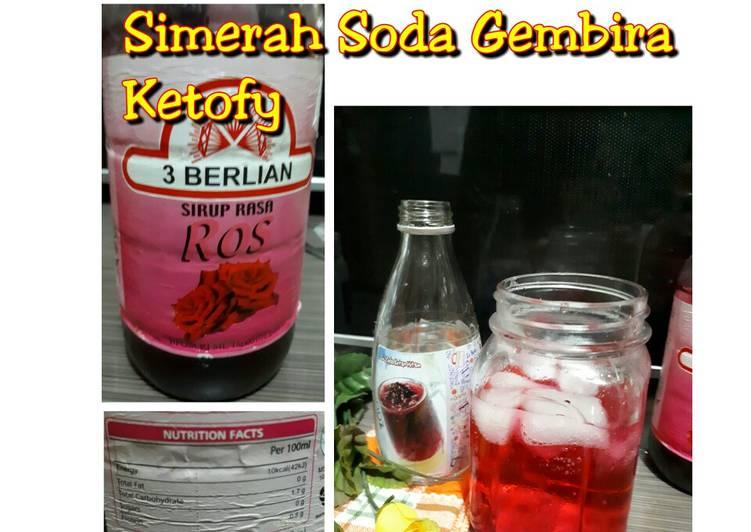 3.Soda Gembira Ketofy #pekaninspirasi #bikinramadanberkesan