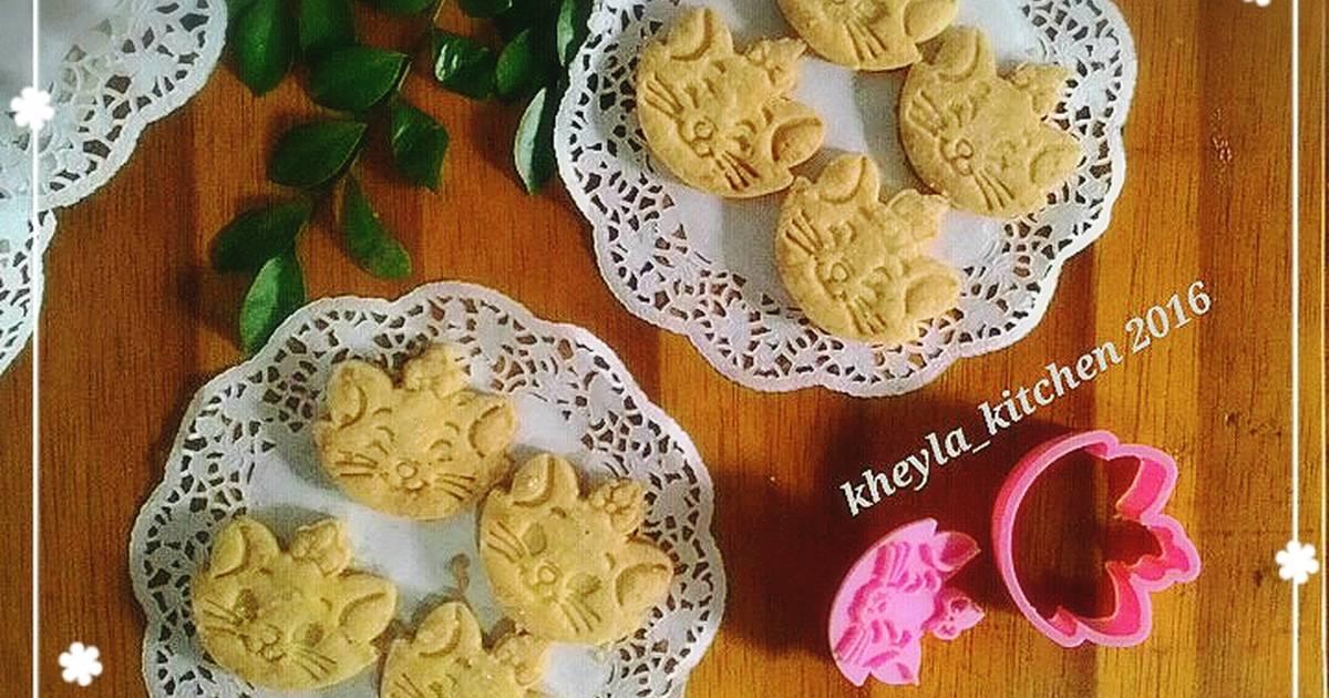 Resep Sugar Cheese Cookies Super Renyah Ngeju