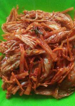 Fresh Kimchi Homemade