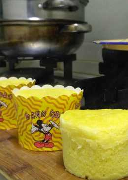 Corn Steam Cake
