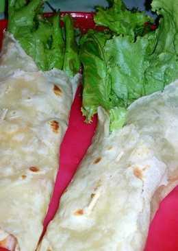 Kebab sosis + 2 jenis isian