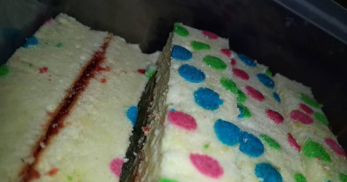 Resep japanese roll cake ncc