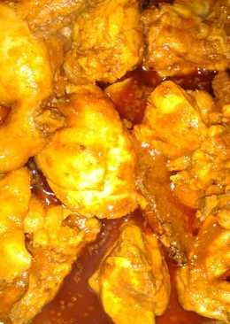 Ayam Rica-rica super pedes