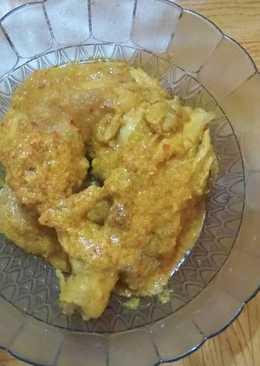 Gulai Ayam Tulang Lepas