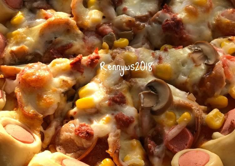 Pizza rumahan