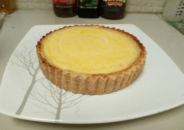 Resep Cake Tart Ncc: Resep Cheese Tart Pablo