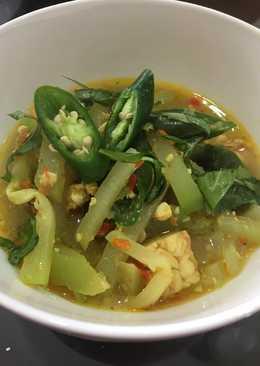Sayur Labu Siam