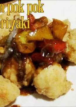 Chicken Pok2 Saos Teriyaki