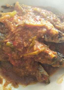 Ikan Salem Sambel Tomat