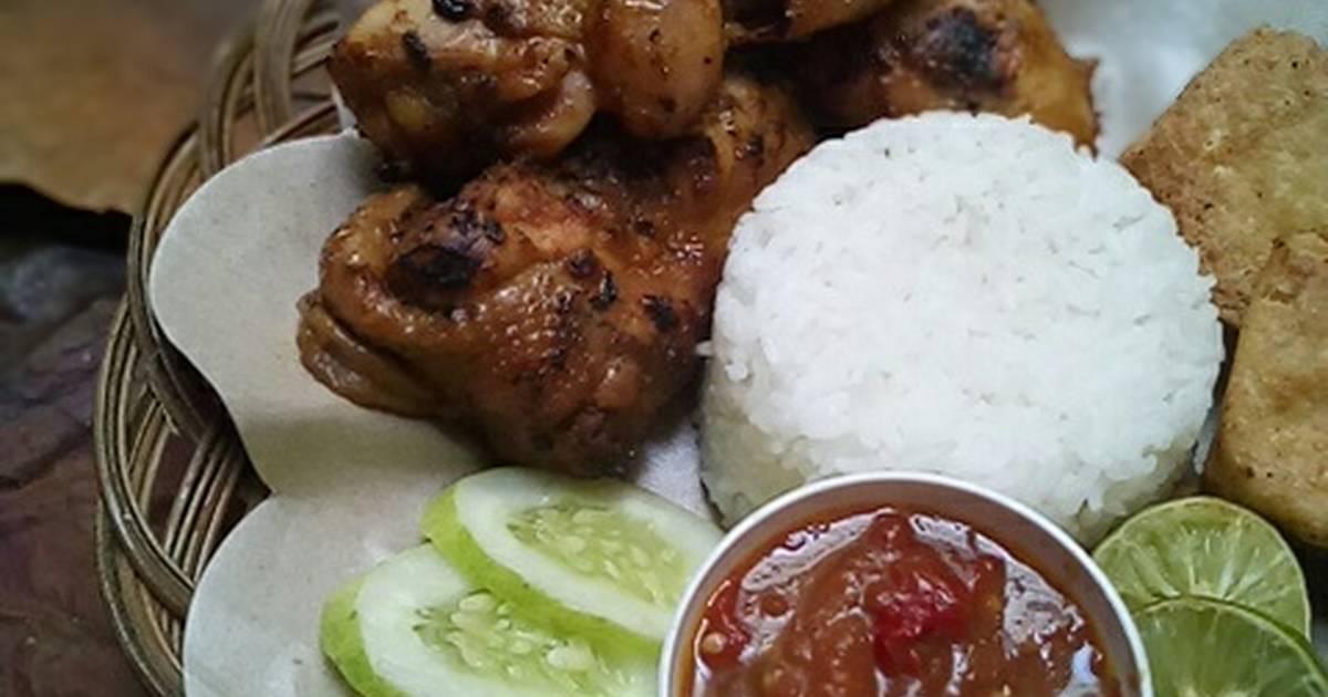 ayam bakar taliwang   36 resep   cookpad