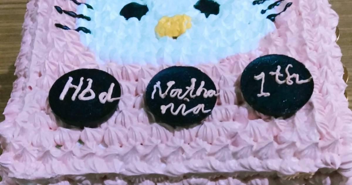 14 054 Resep Kue Ulang Tahun Enak Dan Sederhana Cookpad