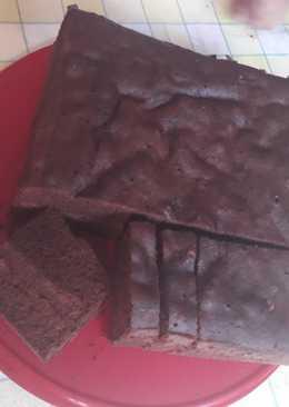 Brownies kukus ombre uk 22x22