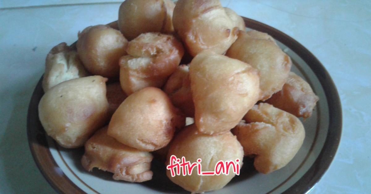 Resep Kue Bantal Ncc: 40 Resep Kreasi Roti Bantal Enak Dan Sederhana