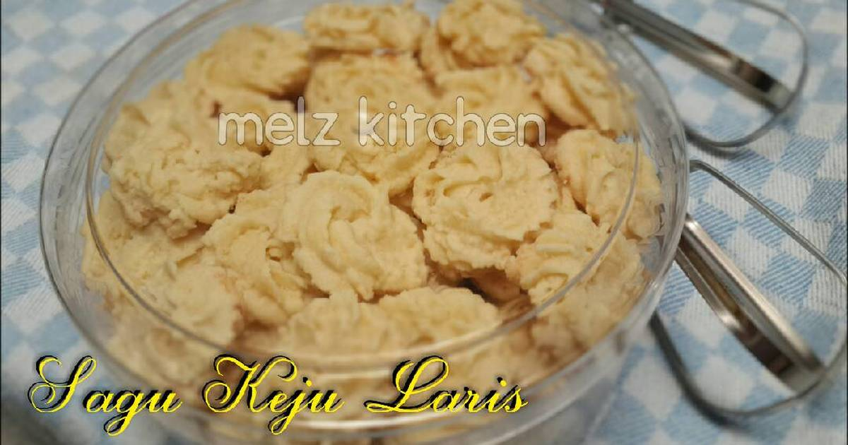 Resep Sagu Keju Laris (Best Seller)