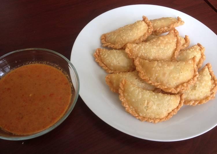 Resep Pastel gurih renyah By Dewi Dapur