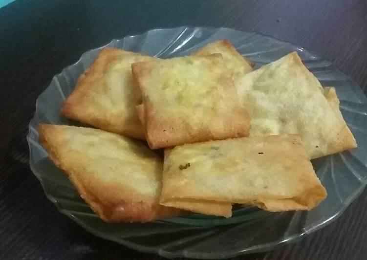 Resep Martabak Telur Sederhana Oleh Andina Puspita