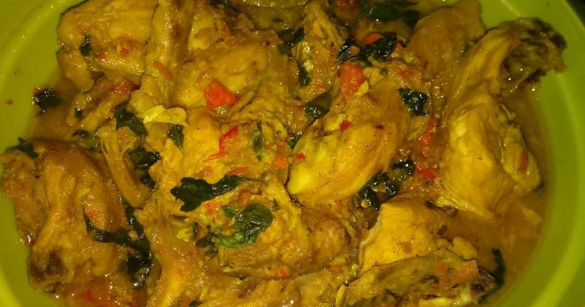 Resep Ayam Rica Rica Asli Manado