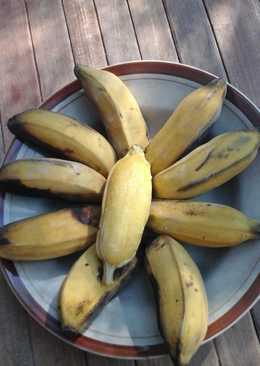 Keripik pisang kepok iyen (bks)