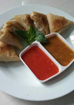 Vegetables Samosa (sugarfree and eggfree)