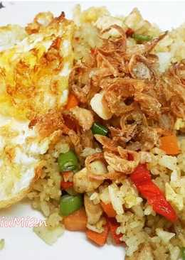 Thai Curry Fried Rice Mix by Pocket Chef