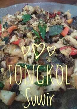 Tongkol Suwir