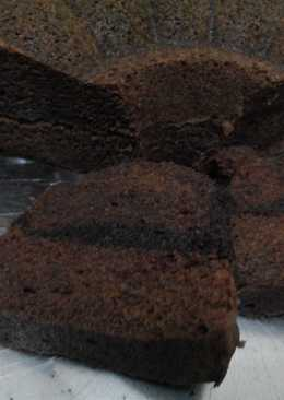 Brownis kukus #simple mudah #takaransdm