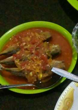 Ikan siram saos